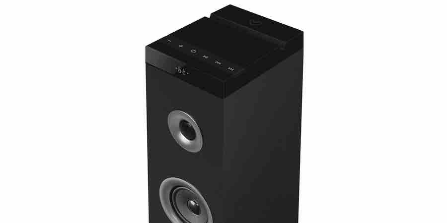 Torre de sonido energy sistem tower 3