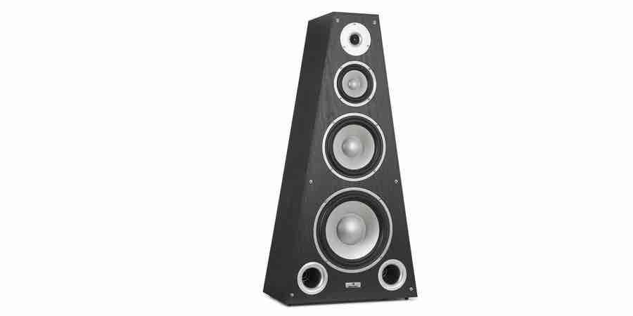 Torre de sonido de 4 vías
