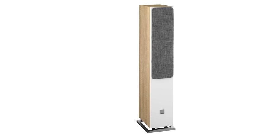 Comprar torre de sonido Dalo Oberon 5 Light Oak