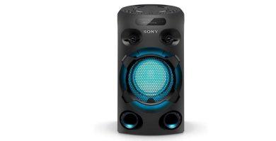 Comprar torre de sonido Sony MHC-V02 en Amazon