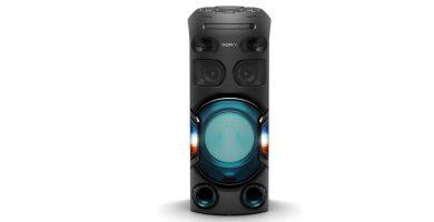 Comprar torre de sonido Sony MHC-V42D en Amazon